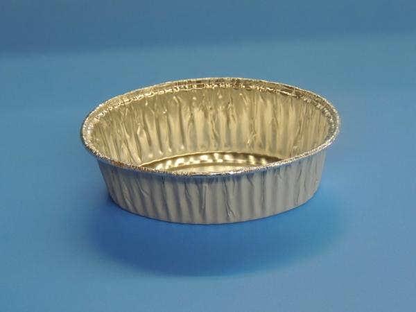 アルミカップ・サンカップ楕円70(白)|使い捨て容器や包装用品の格安WEB通販【One-way Package】